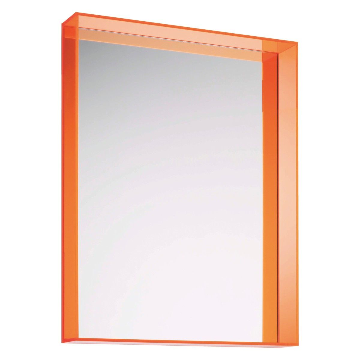 Vento orange acrylic mirror 30 x 40cm acrylics dark hallway and vento orange acrylic mirror 30 x 40cm amipublicfo Gallery