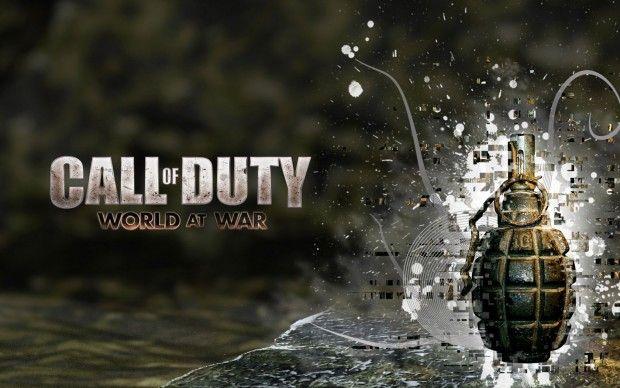 World At War Call Of Duty Wallpapers HD