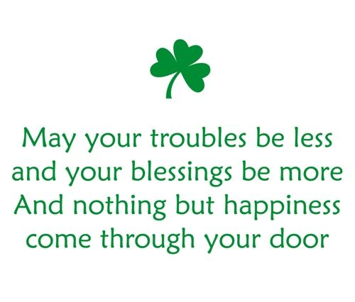 St Patricks Day Quotes Happy St Patrick's Day 2017 Images, Funny Pictures, Color  St Patricks Day Quotes