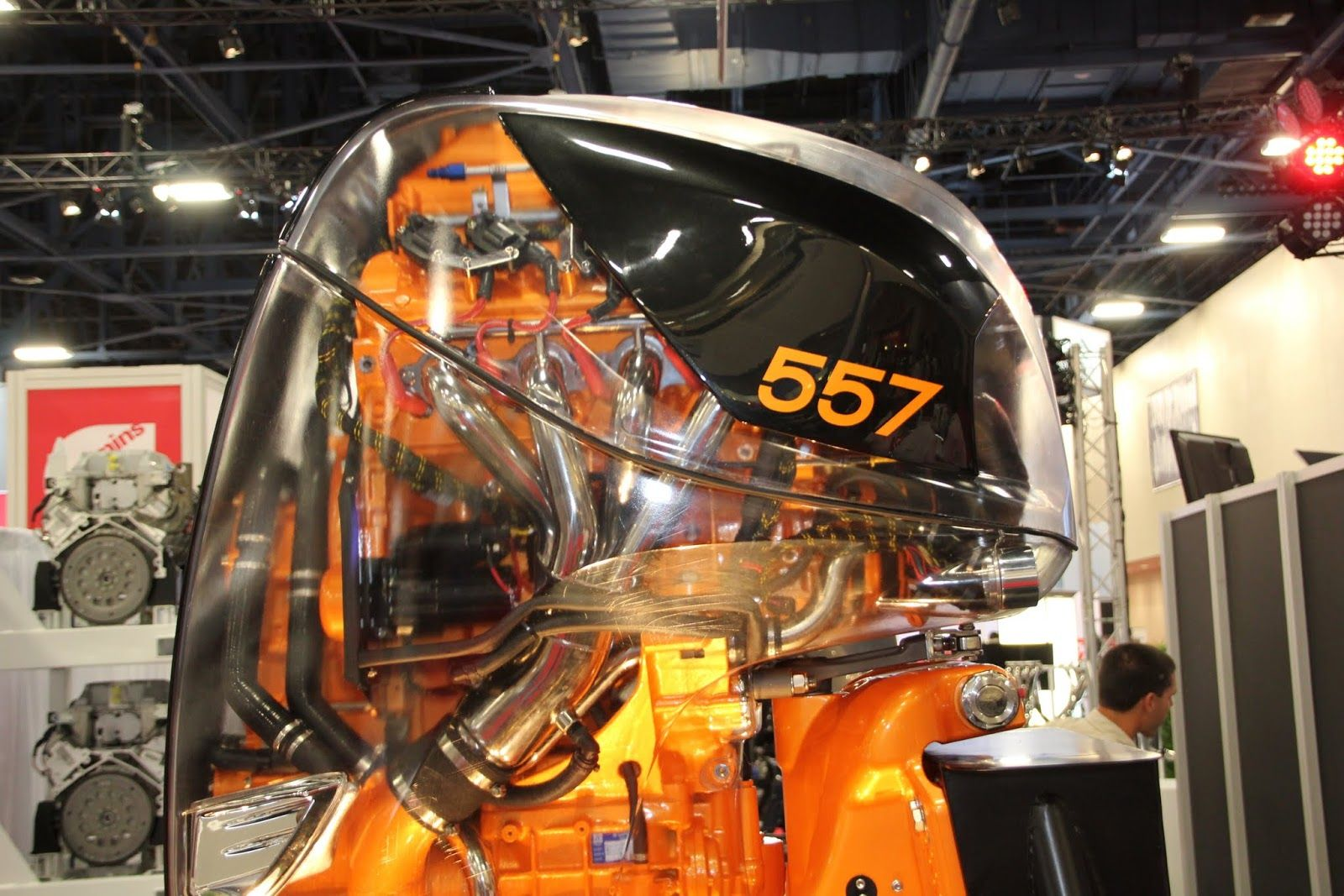 Seven Marine 557 Motors Released Into The Wild Outboard
