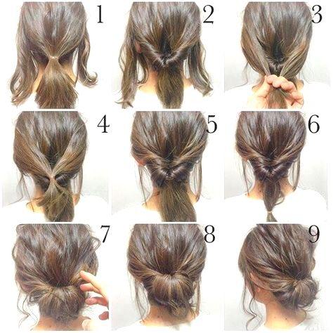 Bridesmaid Hair Casual Easy Hair Updos Party Hairstyles For Long Hair Long Hair Tutorial