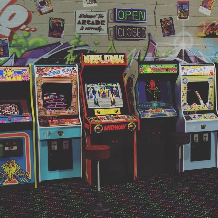 Arcade Collection Dreams Instagram Retroteca Vintage Aesthetic Retroteca Arcade On Instagram Retro Wallpaper Aesthetic Wallpapers Arcade