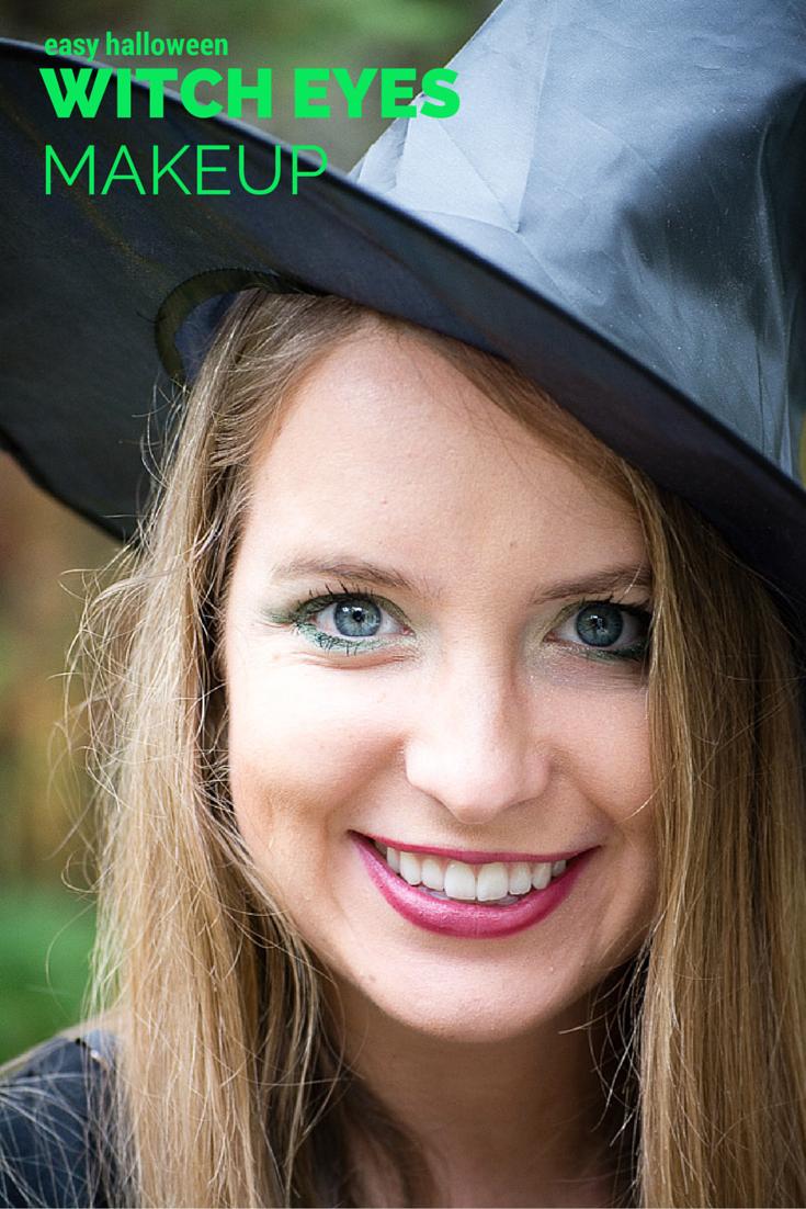 easy witch makeup with neutrogena