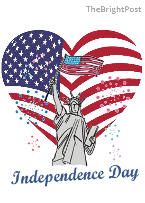 United States Of American Independence Day Status For