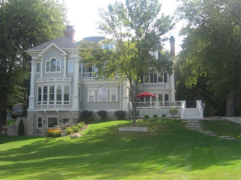 THE BEST Of The BEST Home For Sale On PINE LAKE In Waukesha - Luxury homes in wisconsin