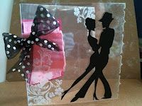 Another card by Leonie