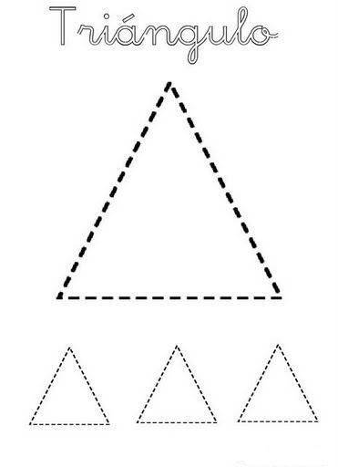 14formasgeometricas | actividades preescolares | Pinterest ...