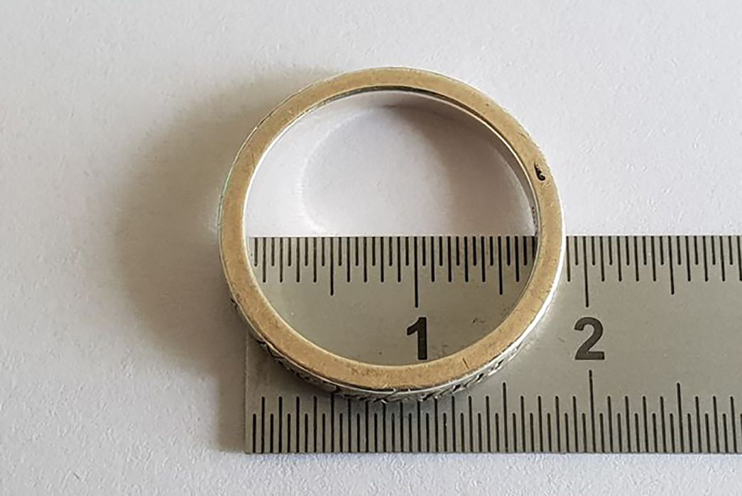 How to Determine Your Ring Size Ring sizes chart, Rings