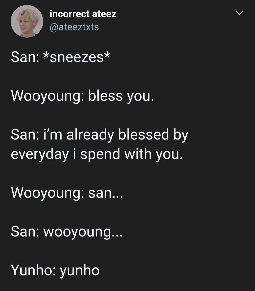 Ateez Memes ˊˎ In 2020 Kpop Memes Funny Kpop Memes Kpop Quotes