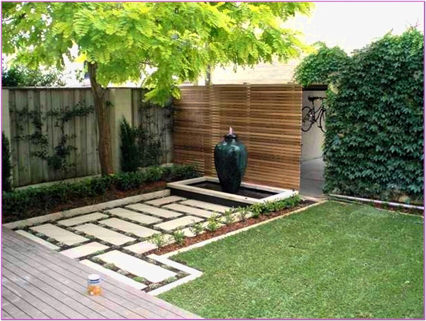I Could See Borrowing Some Ideas From This Award Winning ... on Modern Landscaping Ideas For Small Backyards id=21366