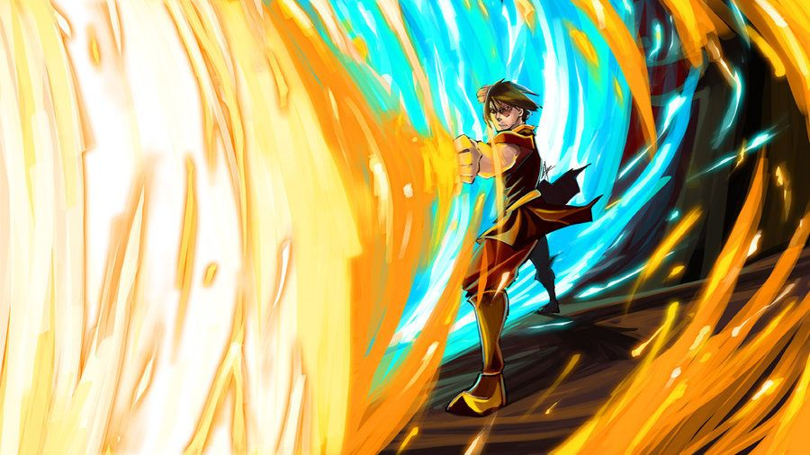 Avatar The Last Airbender Fan Art Wallpaper