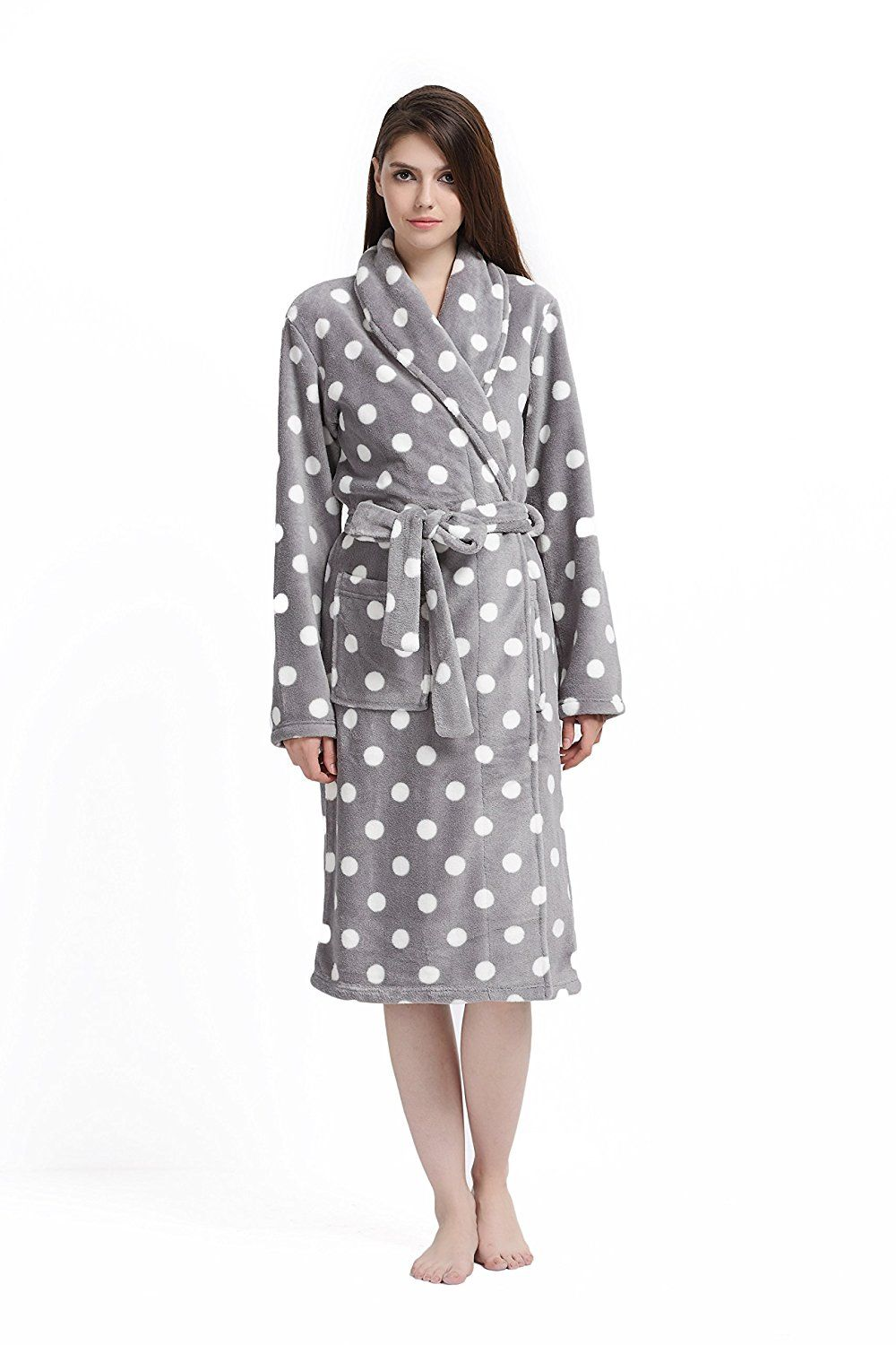 Xmas Sky Women s and Men s Coral Fleece Bath Robe Dressing Gown Housecoat  Bathrobe     This is an Amazon Affiliate link. Be sure to check out this  awesome ... 98ee8c7eb