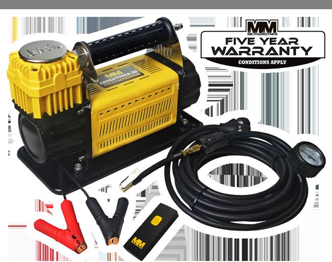 High Output Air compressor (160LPM) Compressor, Air