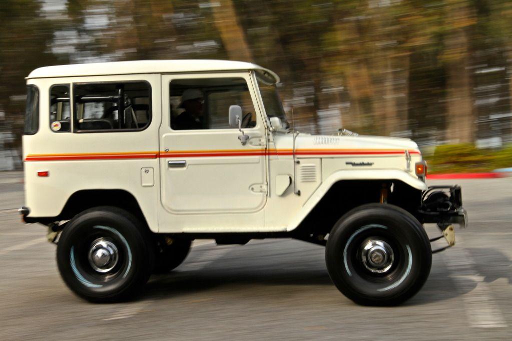 Toyota Land Cruiser Fj40 4x4 Restored Rare Vintage Truck 4wd M