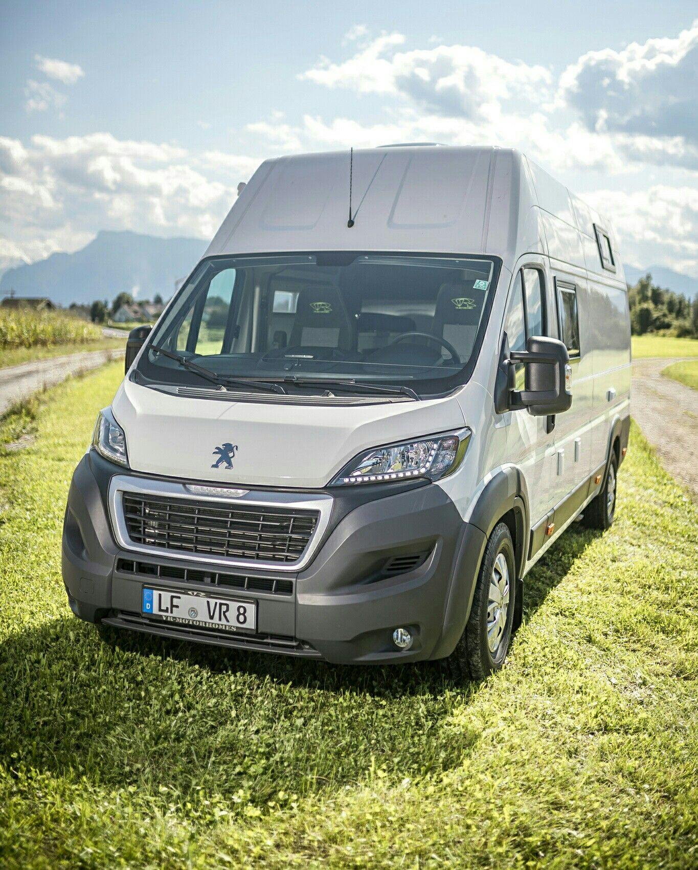 VRM Peugeot Boxer L10H10 Renntransporter Ausbau Umbau Kastenwagen