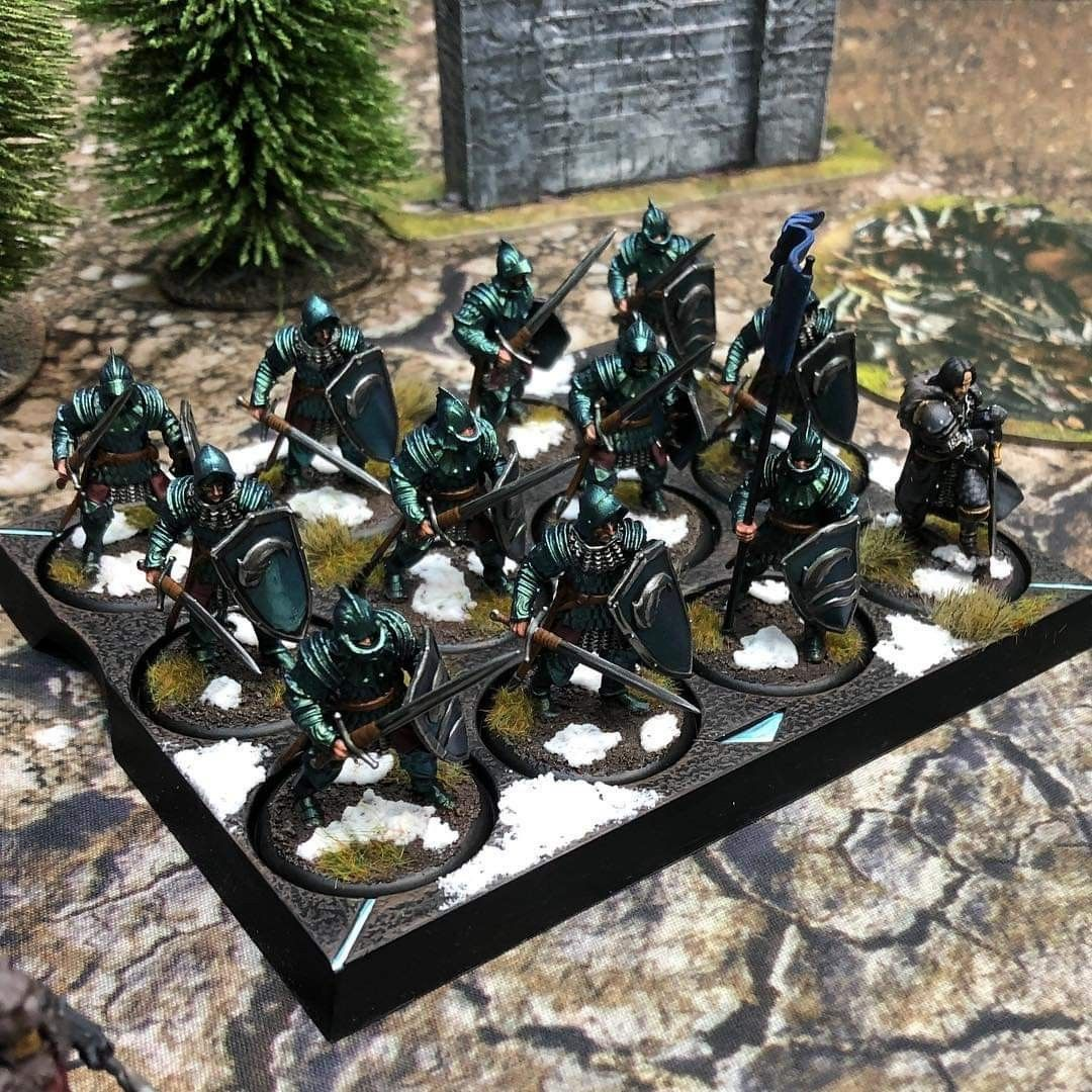 Pin By Forrest White On A Song Of Ice And Fire Miniatures A Song