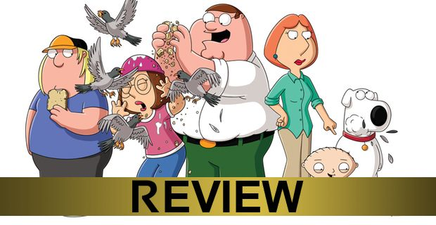 Family Guy Season 14 Premiere Remember When This Show Was Funny