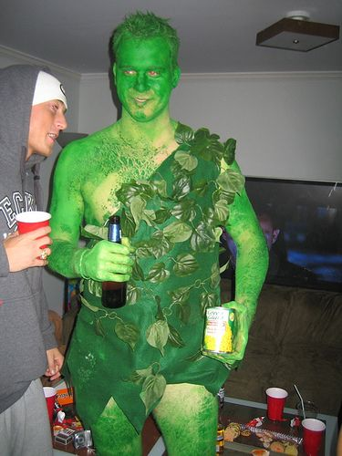 diy jolly green giant halloween costume