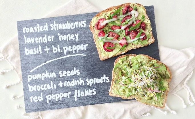 Avocado Toast -105 Plant-Based After School Snack Recipes!