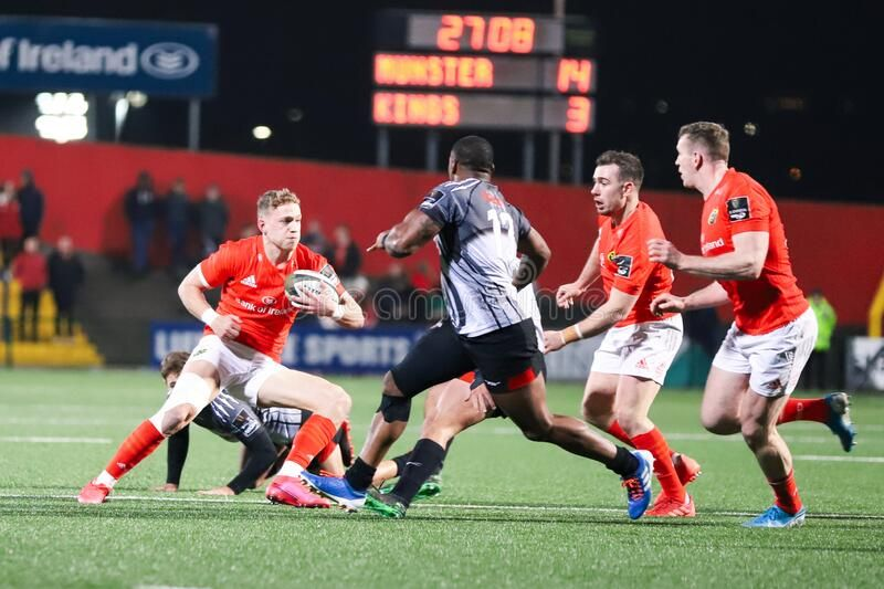 Guinness Pro 14 Match Between Munster Rugby 68 And Isuzu Southern Kings 3 At The Affiliate Rugby Munster Isuzu Pro Gu In 2020 Munster Rugby Guinness Rugby