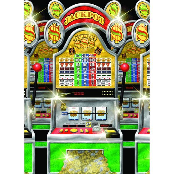 Casino Banker Scene