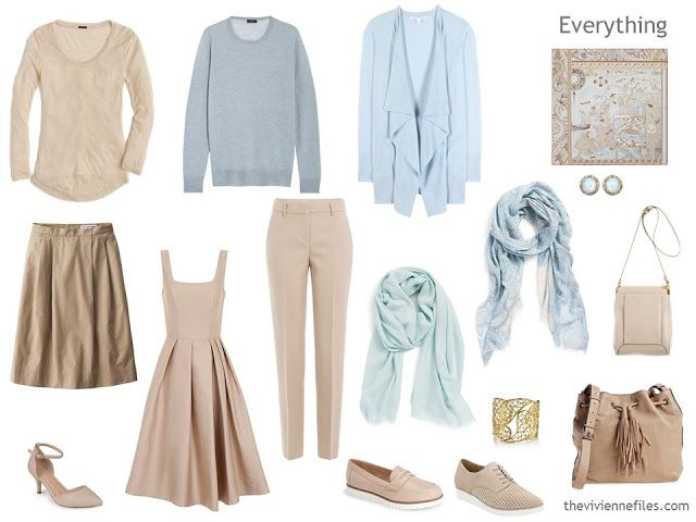 12 Months 12 Outfits In 6 Capsule Wardrobes March Kleding En