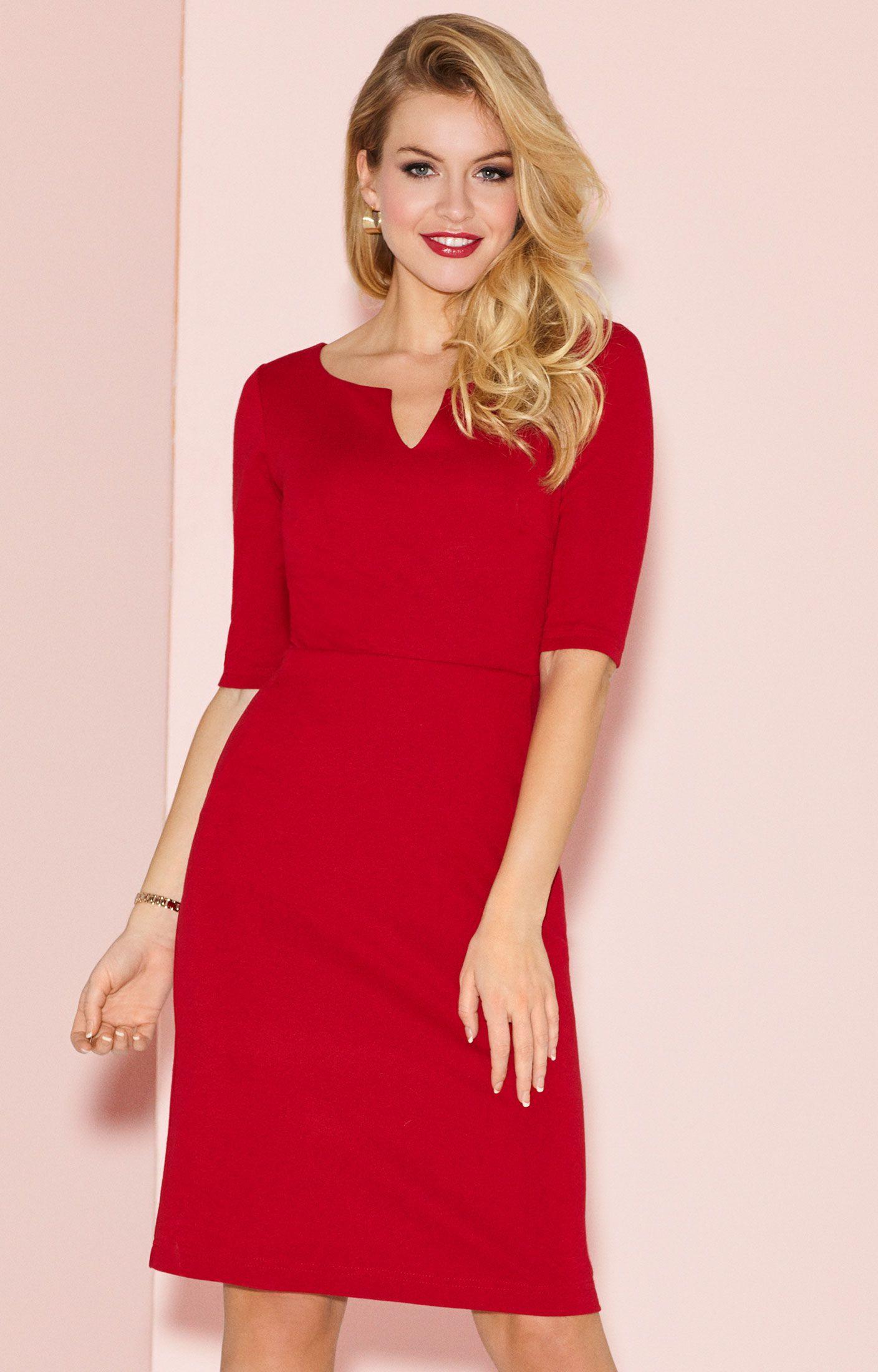 Kleid Morgan (Chili Pepper) | Kleider für jeden anlass ...