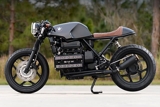 Bmw K100rs Cafe Racer Hageman Motorcycles With Images Cafe
