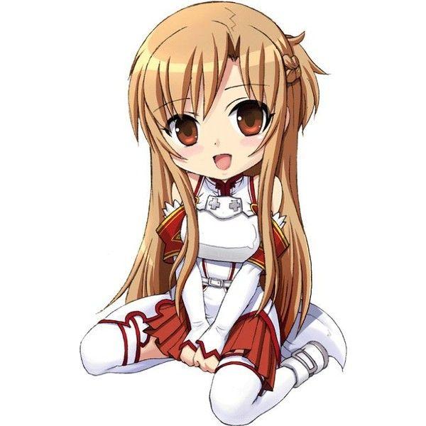 Yuuki Asuna 4007997 By Defansha Alfando Liked On Polyvore Featuring Sword Art Online Sword Art Online Asuna Sword Art Online Art