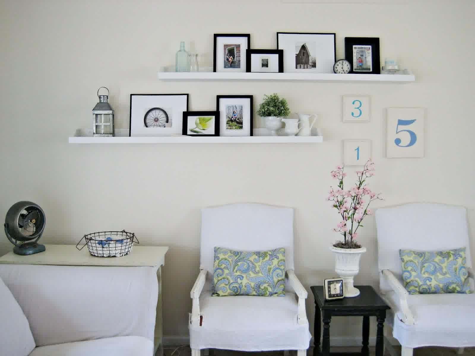 Wall Ledge Shelf Ideas | http://gagnant59.com | Pinterest | Wall ...