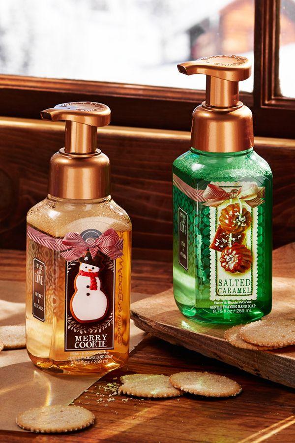 Sweet & salty. #BBWPerfectChristmas   Bath and body works perfume, Bath and body, Bath and body ...