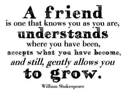 spreuken shakespeare Tekst over vriendschap van William Shakespeare. Design  spreuken shakespeare