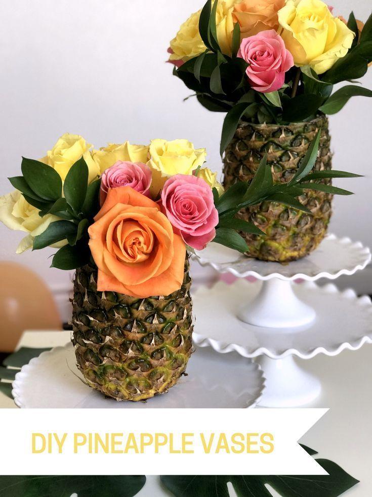 5 einfache DIY Moana Partyideen (mit jeder Menge Luau und Ananas Partyideen) #ananas #einfach #moana #Partyideen #Tönen #tropicalbirthdayparty