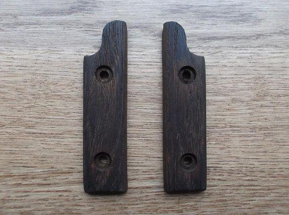 SVT40 Wood Bayonet Grips