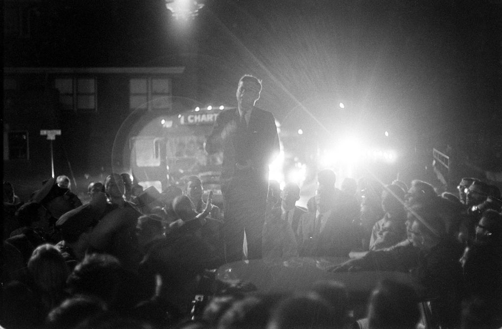 JFK and Nixon: Rare Photos From the 1960 Presidential Campaign Trail - LIFE
