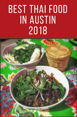 Foo Is The New Forty Best Thai Food In Austin 2018