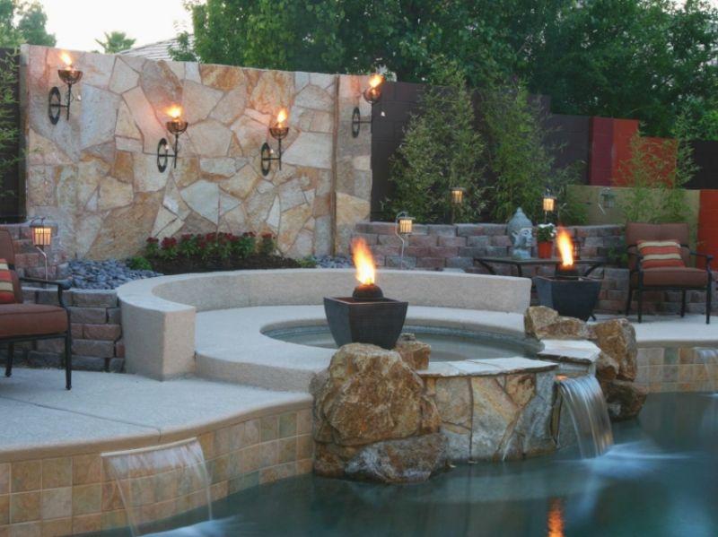 Mediterraner Garten Mit Pool U2013 Reimplica At Terrassen Ideen Mediterrane  Garten Mit Pool Hier Ist Tremendous