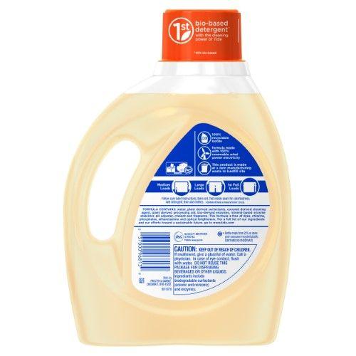 Tide Purclean Plant Based Liquid Laundry Detergent Honey