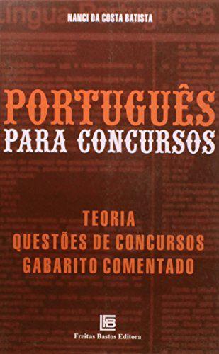 Portugues Para Concursos Portugues Para Concurso Concurso