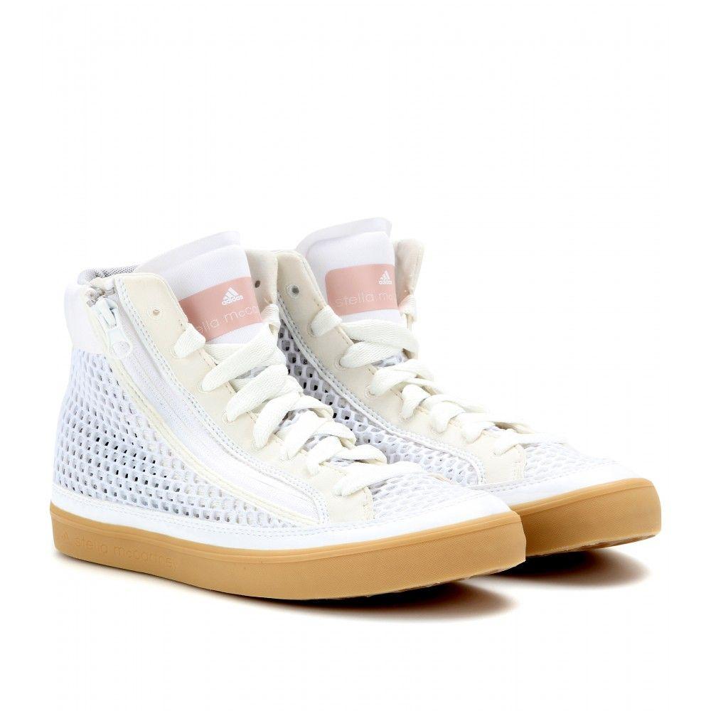 mytheresa.com - Baskets montantes en résille Psittaci 2 - baskets - chaussures - Luxe et Mode pour femme - Vêtements, chaussures et sacs de ...