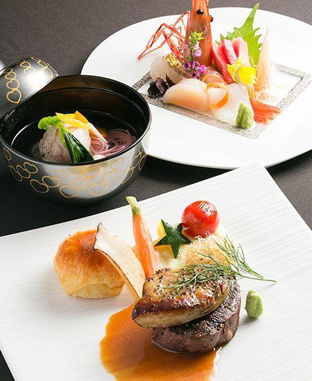 お料理 ウエディング オリエンタルホテル 東京ベイ 料理 料理 レシピ フュージョン料理