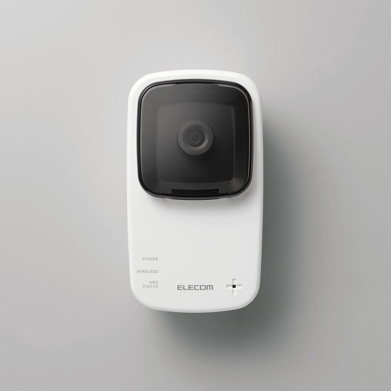 中継器機能付きネットワークカメラ マイクありモデル Tech Design Id Design Design Details