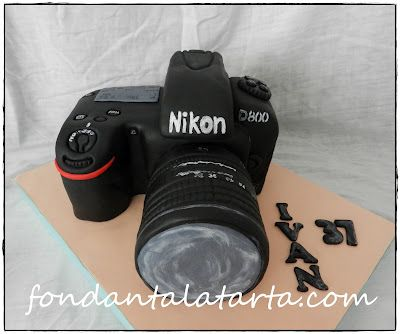The world of Fondant Cakes: Step-tart 3D camera