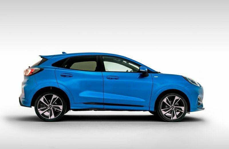 2020 Ford Puma Em 2020 Carros