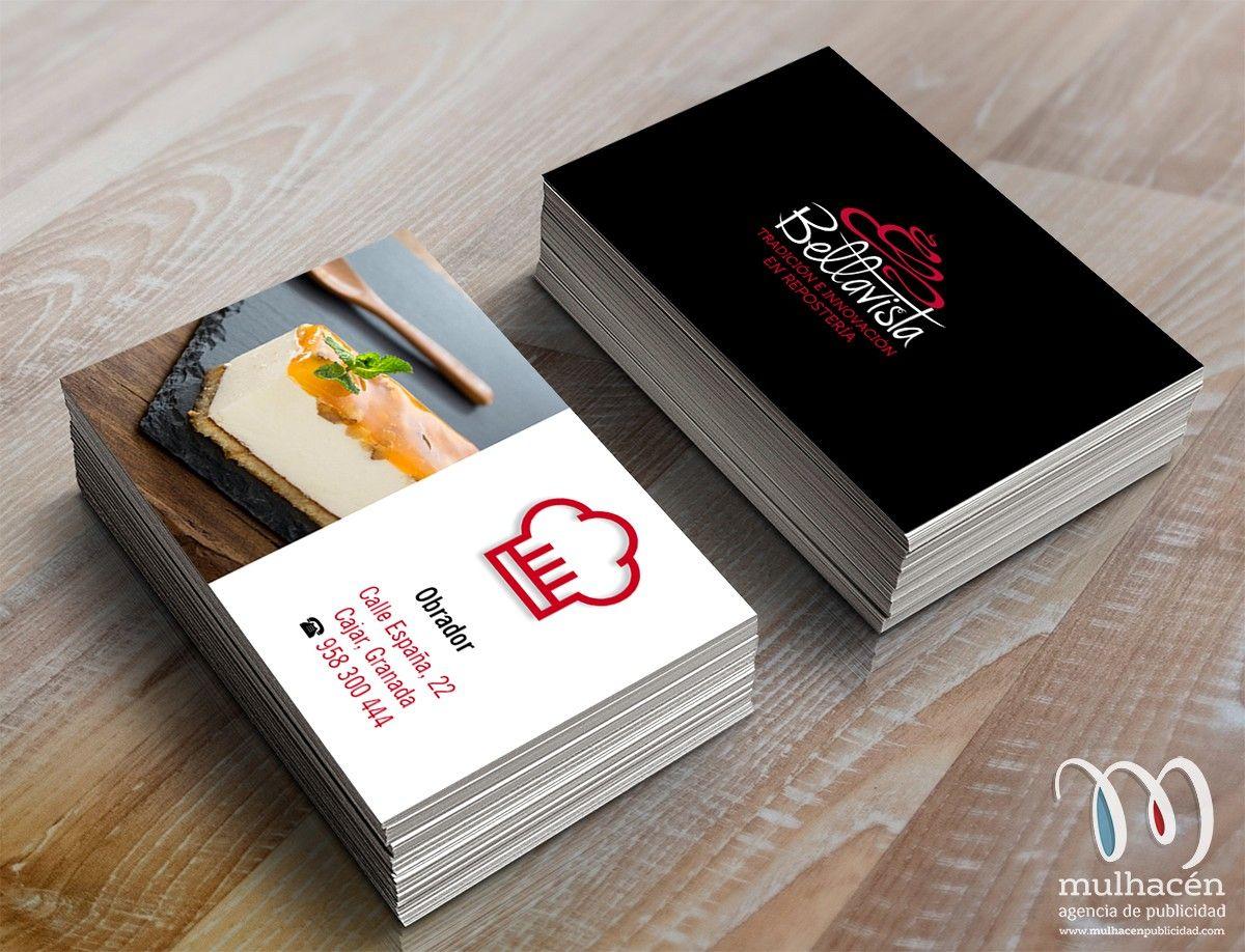 e impresión de tarjetas de visita