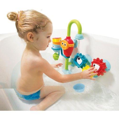 douche multi activit s pour le bain yookidoo pour enfant. Black Bedroom Furniture Sets. Home Design Ideas