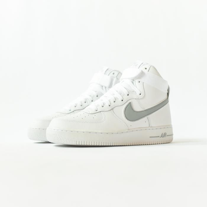 Nike Air Force 1 High '07 3 White Wolf Grey 7 in 2019