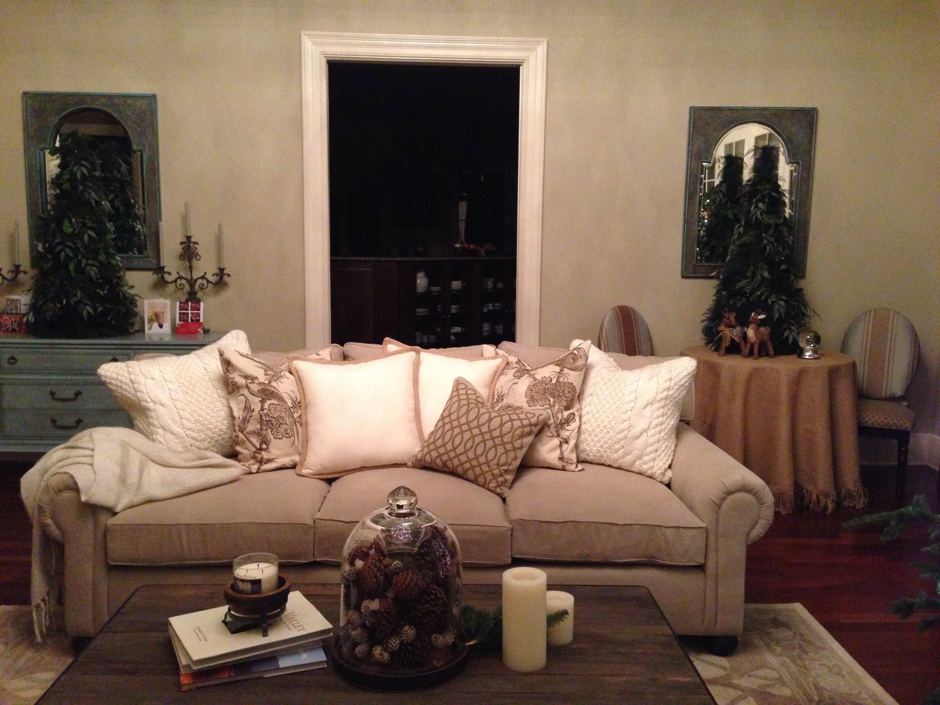 Neutral Christmas Decor, Seasonal decor, Home decor