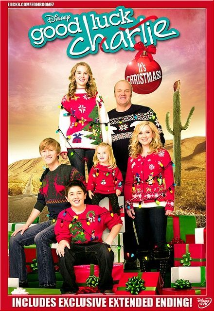 Good Luck Charlie It S Christmas Movie Review Good Luck Charlie Christmas Dvd Childrens Movies
