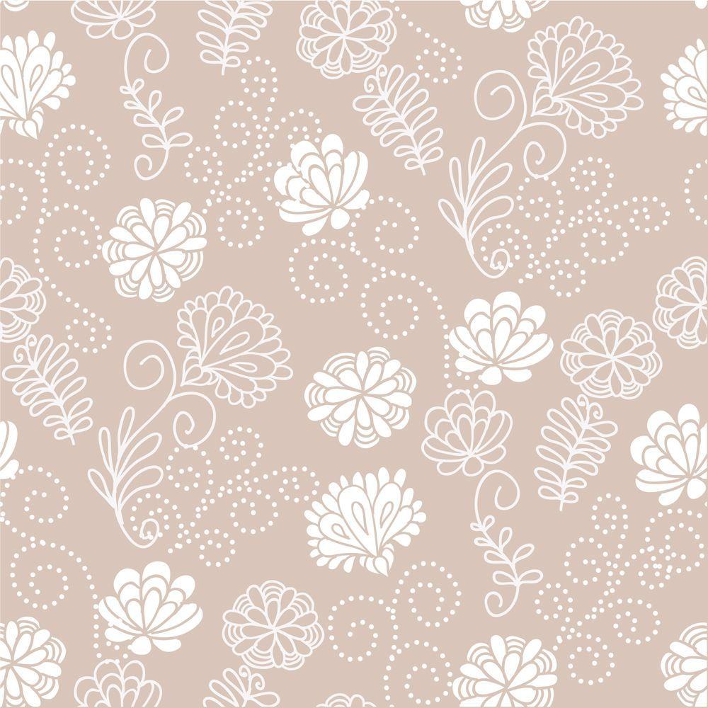 Papel De Parede Floral 1266 Floral Pinterest Pap Is De  ~ Papel De Parede Para Quarto Textura